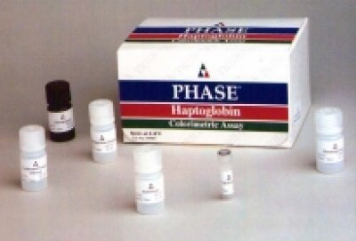 Tridelta Haptoglobin Kit